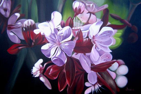 Blossoms by Saskia