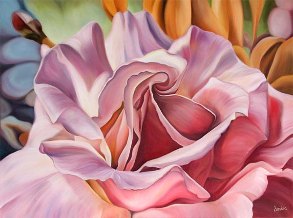 Jessie's Rose by Saskia